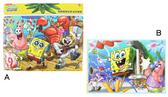 【卡漫城】 海綿寶寶 兒童 60片 拼圖 剩B款 ㊣版 Spongebob Patrick 派大星 益智 遊戲 /款