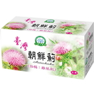 大雪山農場  台灣朝鮮薊(雞鵤刺)茶包30包/盒