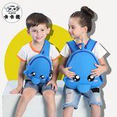 卡卡希嬰幼兒園兒童小書包1-3-5歲女童可愛卡通男寶寶防走失背包