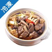 饕府藥膳羊肉爐1200G/包【愛買冷凍】