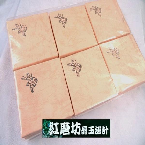 【Ruby工作坊】NO.9P六個一組粉色玫瑰花彩盒(加持祈福)( 過年送禮專用)