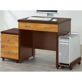 書桌 電腦桌 CV-620-7 威爾森3尺桌 (不含其它產品)【大眾家居舘】