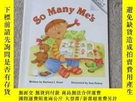二手書博民逛書店So罕見Many Me sY21478 Barbara J. N