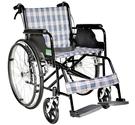 頤辰機械式輪椅(未滅菌)  鐵輪椅 (YC-809)