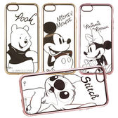 【DD  】迪士尼TPU iPhone 6 6S 電鍍系列彩繪保護套人物系列iPhone