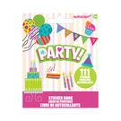 貼紙本111小張-派對時間...
