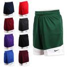 NIKE 男籃球針織短褲 (路跑 慢跑 訓練 五分褲 免運