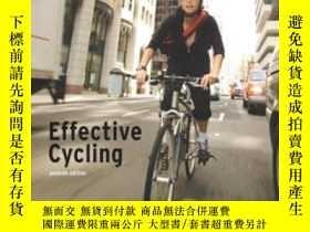 二手書博民逛書店Effective罕見Cycling (mit Press)-有效循環(麻省理工學院出版社)Y436638 J