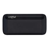 Crucial 美光 X8 2TB USB 3.2 Gen2 Type-C 原廠三年保固 外接式SSD 固態硬碟