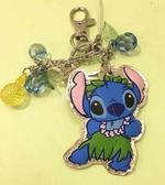 【震撼精品百貨】Stitch_星際寶貝史迪奇~鎖匙吊飾-夏威夷藍*57928