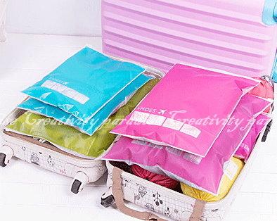 【磨砂收納袋XS號】旅行衣物拉鍊封口式整理袋密封夾鏈防水袋