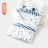 【中秋好康下殺】嬰兒被新生兒抱被春秋季嬰兒棉質包被寶寶用品被子襁褓包巾