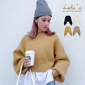 LULUS【A01200836】Y自訂款羅紋短版針織上衣4色