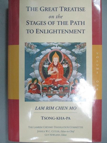 【書寶二手書T7/宗教_ZDX】The Great Treatise on the Stages of the Path