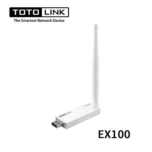 TOTOLINK EX100 可攜式無線訊號強波器