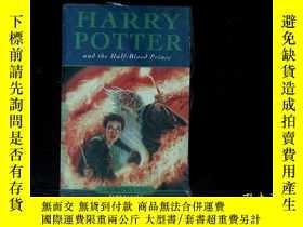 二手書博民逛書店(外文書)Harry罕見Potter and the Half-