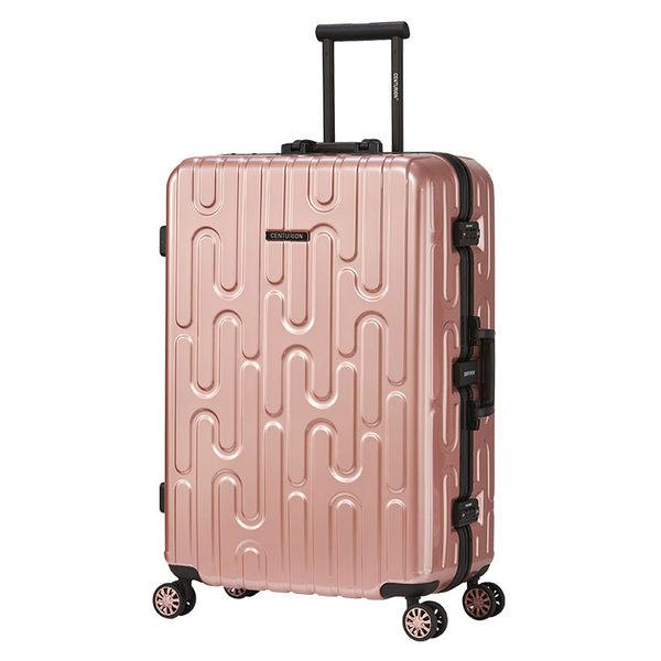 【CENTURION百夫長】鋁框款29吋A_H_bud布達佩斯金行李箱