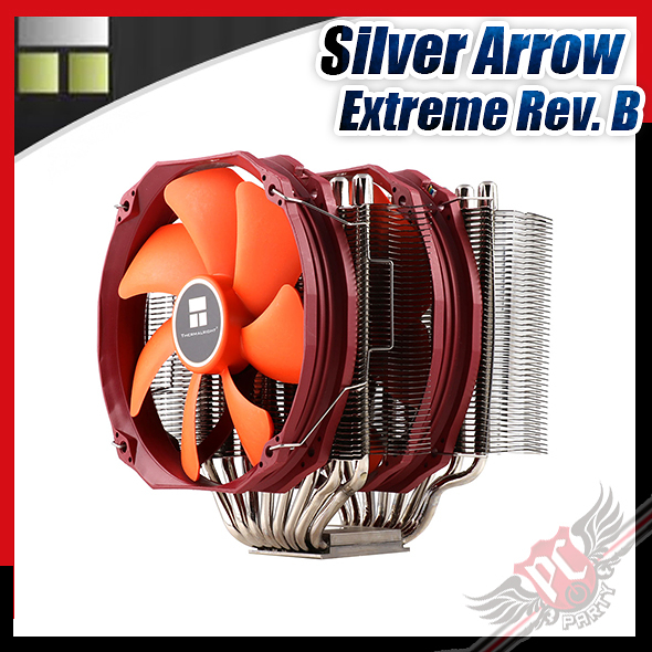 [ PCPARTY ] 利民 Thermalright Silver Arrow IBE Extreme Rev.B CPU 散熱器