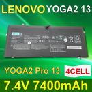 Lenovo 電池(原廠)-聯想 Yoga 2 Pro 13,Y50-70AS-ISE,Y50-70AM-IF,Y50-70AS-IS,21CP5/57/128-2,L13S4P21,L12M4P21