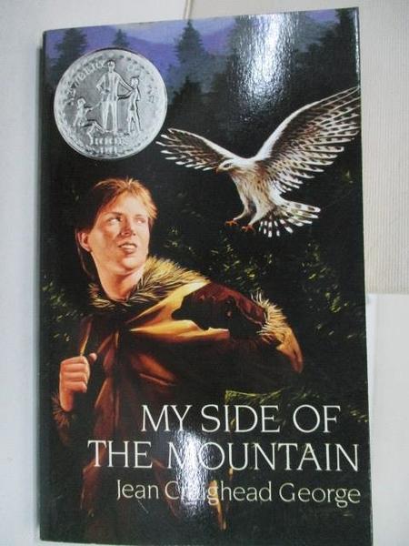 【書寶二手書T4/原文小說_B45】My Side of the Mountain_Jean Craighead George