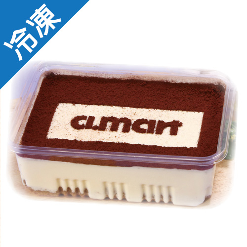 提拉米蘇精緻蛋糕 /盒【愛買冷凍】