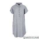 United by Blue 女襯衫式洋裝 216-003 / 城市綠洲 (襯衫、長版、洋裝、美國)