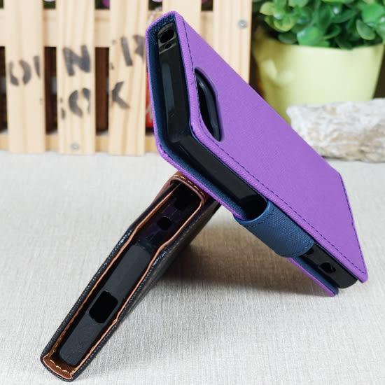 【韓風皮套】Sony Xperia X Compact F5321 書本翻頁式側掀保護套/側開插卡手機套/斜立支架保護殼