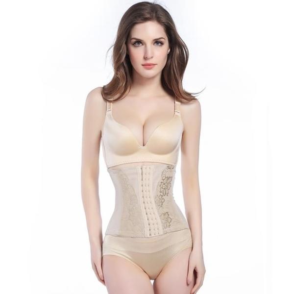 現貨特價-排口收腹帶束腰帶產後束腹塑腰束縛帶塑身衣腰封減肚子女SL120