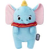 現貨 Hamee 日本 迪士尼 Mocchi Mocchi 細緻絨毛 療癒娃娃 玩偶抱枕靠墊 (小飛象) TA24724