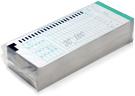 考勤卡卡片 62x147 四欄 優美系列 台灣製造 [100入/包] 打卡鐘 出勤卡 ~非 象球牌 萬年牌 愛德 加新
