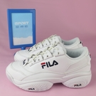 小編激推【iSport代購】FILA 正韓 concours low 96老爹鞋 FS1HTA3191XWWT 女 白