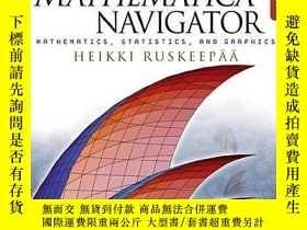 二手書博民逛書店Mathematica罕見NavigatorY256260 Heikki Ruskeepaa Academic