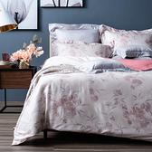 (組)帝錦天絲床包兩用被組雙人+天絲記憶曲線型對枕
