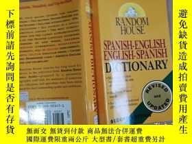 二手書博民逛書店Random罕見House Spanish-English En