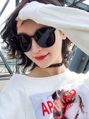 太陽眼鏡 2019新款太陽眼鏡街拍GM墨鏡女ins韓版潮網紅偏光鏡防紫外線時尚 茱莉亞