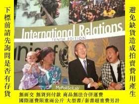 二手書博民逛書店International罕見Relations 2013-20