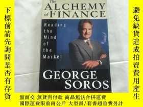 二手書博民逛書店The罕見Alchemy of Finance:Reading the Mind of the MarketY