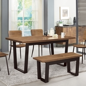 OB003-安東尼4.3尺餐桌(19CM/970-4)【DD House】