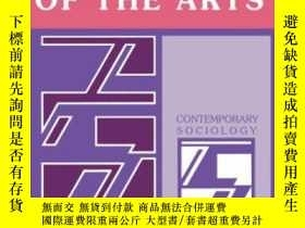 二手書博民逛書店Constructing罕見A Sociology Of The Arts (contemporary Socio