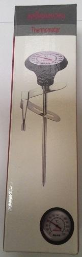 溫度計 - AKIRA 可調整角度 120度 AK-120【良鎂咖啡精品館】