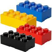 【 樂高積木 LEGO 】經典迷你方塊八收納盒 ( 四色可選 )╭★ JOYBUS玩具