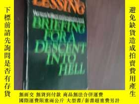 二手書博民逛書店briefing罕見for a descent into hell 下地獄的簡報Y12880 Doris Le