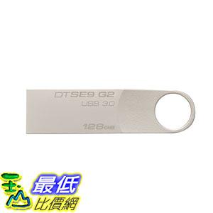 [8美國直購] Kingston Digital 128GB Data Traveler SE9 G2 USB 3.0 (DTSE9G2/128GB)