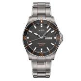 MIDO 美度 Ocean Star系列 M0264304406100 鈦金屬潛水錶 / 動力儲存80小時