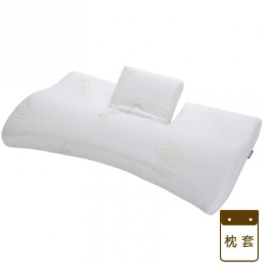 LaSova鬆頸舒眠枕套 10cm