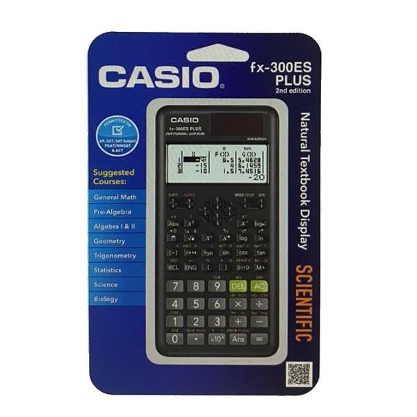 [9美國直購] CASIO 科學計算機 FX-300ESPLS2 2nd Edition Scientific Calculator with Natural Textbook Display