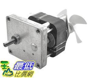 [106美國直購] 馬達 AC Gearmotor 115 Nameplate RPM 25 Max. Torque 20.0 in.-lb. Enclosure Open
