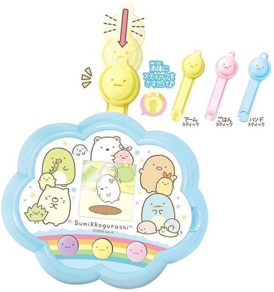 【角落生物 電子雞】角落生物 互動式 電子雞 第三代 彩色 液晶 日本正版 該該貝比日本精品