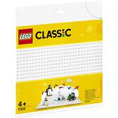 樂高積木 LEGO《 LT11010》Classic 經典基本顆粒系列 - White Baseplate ╭★ JOYBUS玩具百貨