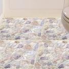 衛生間地面防水瓷磚貼紙廁所地板裝飾自粘地...